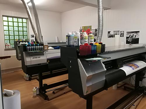 Plotery drukujące Mimaki